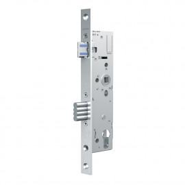 N16004009520018 Замок антипаника для одностворчатой двери, межосевое 92 mm, планка U-образная