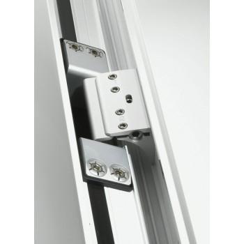 Скрытые петли для алюминиевых дверей Vl Band
