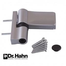 Dr Hahn. Петля AT-G серебро-металик