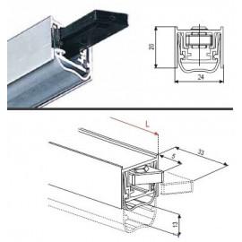 DA0551040 Система герметического закрывания для дверей L=400 мм